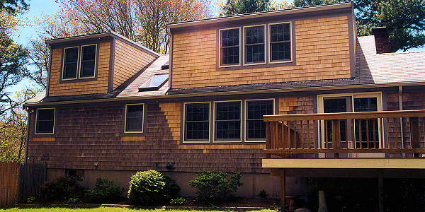 Dormers and roofing