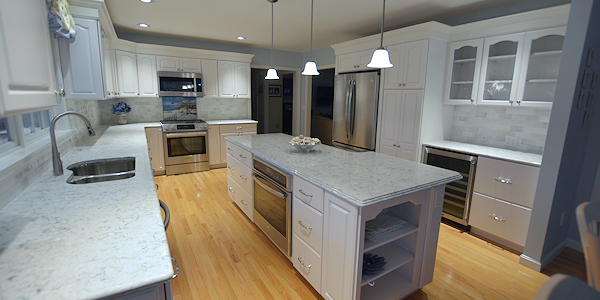Custom kitchen and bath remodeling